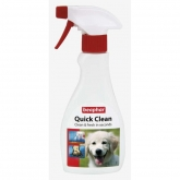 Spray detergente Quick Clean dog, 250 ml