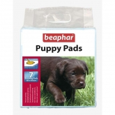 Toallitas Puppy pads, 7 ud
