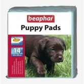 Toallitas Puppy pads, 14 ud