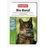 Collar Bio Band con extracto de margosa para gato