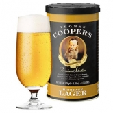 Kit de ingredientes Heritage Lager Coopers