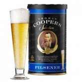 Ingredientes Kit Pilsener - Coopers Lager
