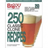 "Libro ""250 Classic Clone Recipes"""