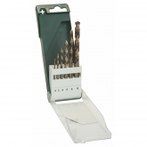 Set de 6 brocas Bosch HSS-Co para metal