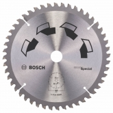 Disco multimaterial Bosch para serra circular 184 x 16 mm 48 dentes