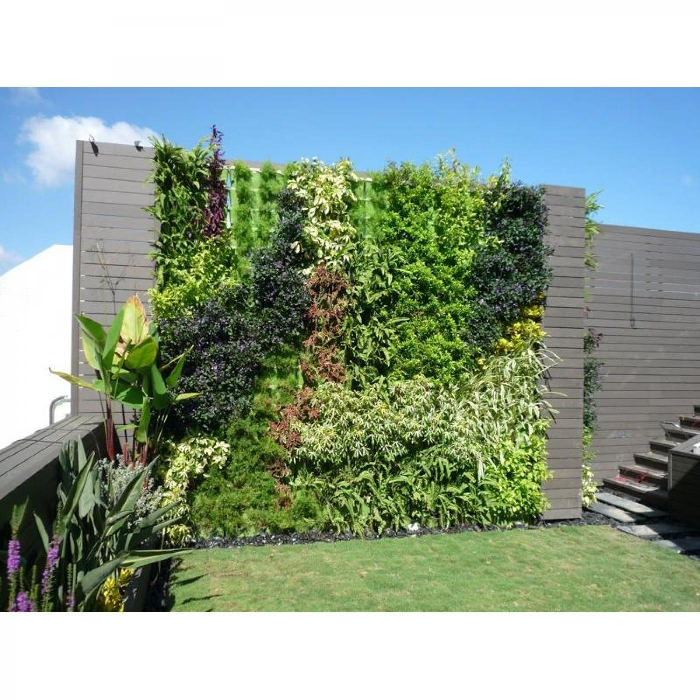 Jard n vertical minigarden terracota por 49 95 en for Jardin 95