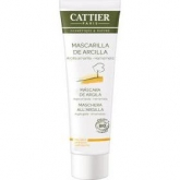 Masque à l'argile jaune Cattier 100 ml
