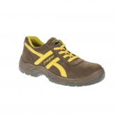 Scarpe Antinfortunistiche New Subway Indiana S1P SRC CAMEL J'Hayber