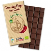 Chocolate Negro con Chili Solé, 100g