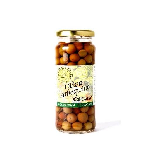 Olive Arbequina Cal Valls, 350 g