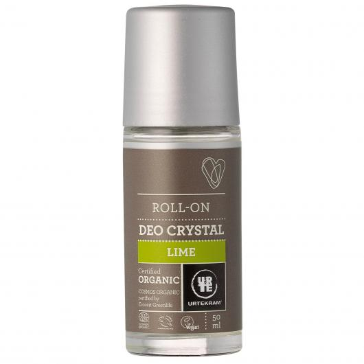 Desodorizante Roll-On Lima Urtekram, 50ml