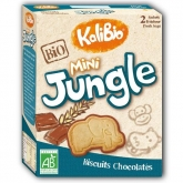 Galletas Mini Jungle Kalibio, 160 gr