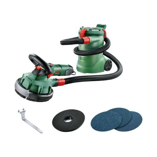Ponceuse murale Bosch PWR 180 CE Set