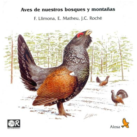 Guía-CD aves de bosques