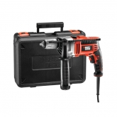 Perceuse à percussion 750 W + mallette Black & Decker