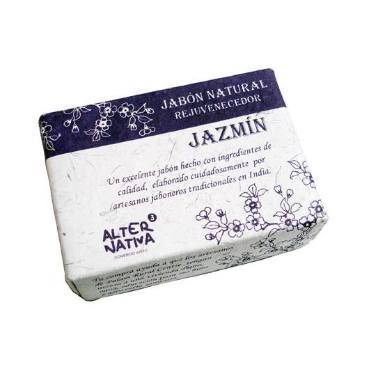 Savon au jasmin India Alternativa, 100 g