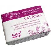 Sabão de lavanda India Alternativa, 100 gr