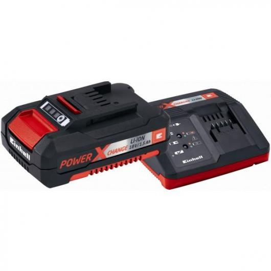 Kit caricatore + Batteria Einhell Power X Change 18 V