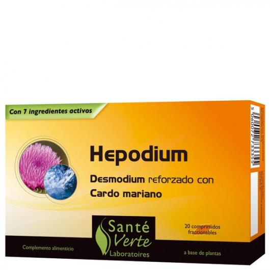 Hepodium 20 compresse