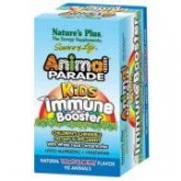 Animal Parade Kids Immune Booster Nature's Plus, 90 comprimidos