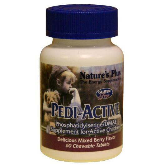 Pedi-Active Nature's Plus, 60 comprimidos