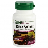 VINO TINTO (Red Wine) 500mg. 60 caps.