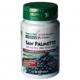 Saw Palmetto 200 mg Nature's Plus, 60 gélules