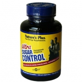 Ultra Sugar Control Nature's Plus, 60 comprimidos
