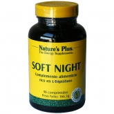 Soft Night Nature's Plus, 90 compresse