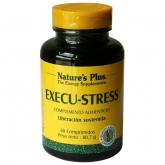 Execu-Stress Nature's Plus, 60 comprimidos