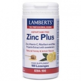 Zinco Plus Lamberts, 100 pillole