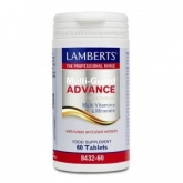 Multi-Max® Advance Lamberts, 60 compresse