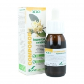 Composor 3 Boldo Complex Soria Natural, 50 ml