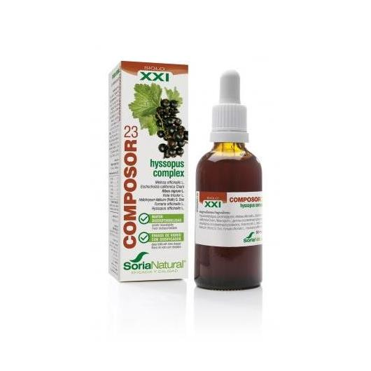 Composor 23 Hyssopus Complex Soria Natural, 50 ml