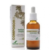 Composor 25 Lepidium Complex Soria Natural, 50 ml