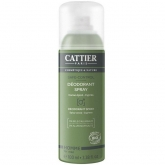 Desodorizante spray Cattier 100 ml.