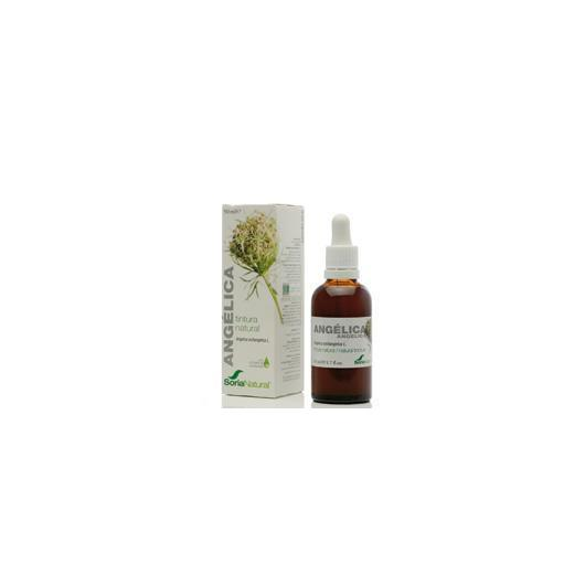 Extracto de Angélica Soria Natural, 50 ml