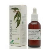 Extrait d'eucalyptus Soria Natural, 50 ml