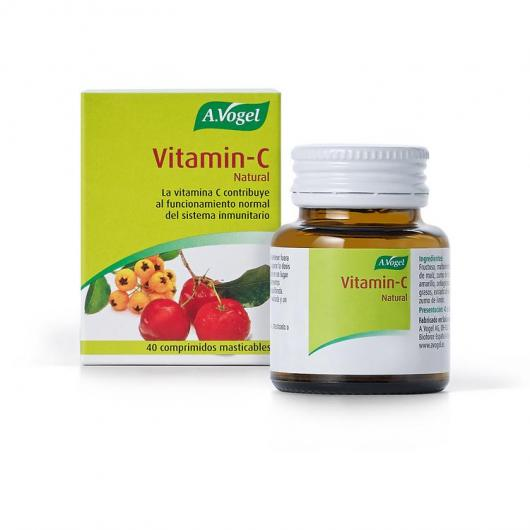 Vitamina C A.Vogel 40 compresse