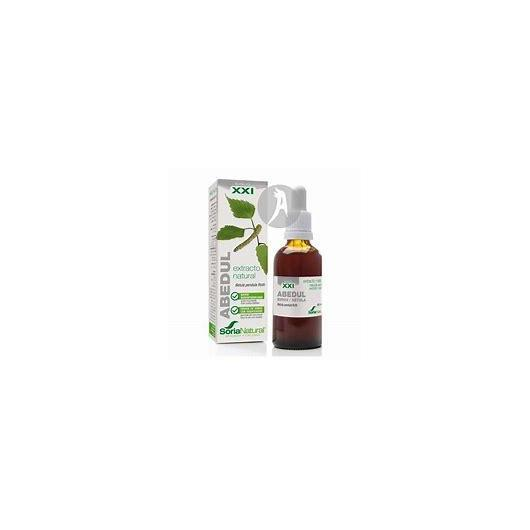 Extracto de Abedul Soria Natural, 50 ml
