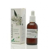 Extrait de Sauco Soria Natural, 50 ml