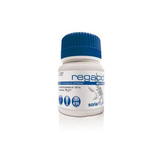 Regacid Soria Natural, 60 comprimés