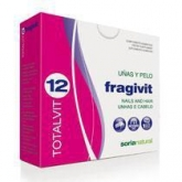 Totalvit 12 Fragivit Soria Natural, 28 comprimidos