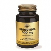 Ubiquinol 100 mg Solgar, 50 capsule softgel