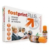 Fost Print Plus Soria Natural, 20 ampoules