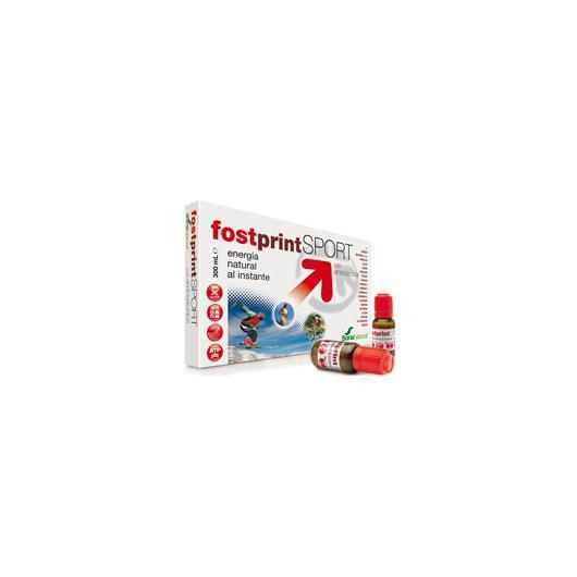 Fost Print Sport Soria Natural, 20 ampoules