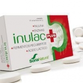 Inulac Plus Soria Natural, 24 tabletas