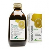 Deposor Soria Natural Limão, 240 ml