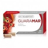 Guaraná 500 mg Marnys, 60 cápsulas