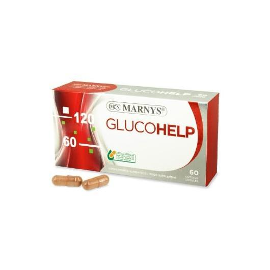 Glucohelp Marnys, 60 Capsule